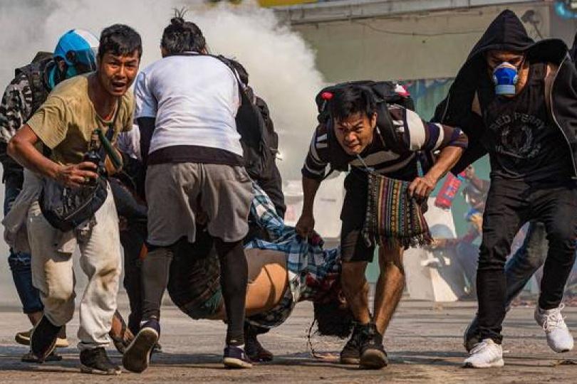 10日企與緬軍有交易 恐成侵犯人權資金