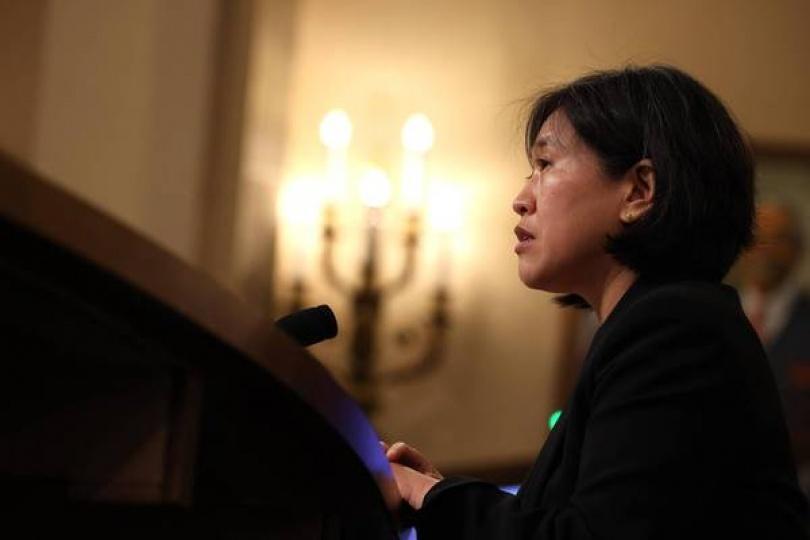 戴琪:對抗中國威脅 美國需要新法律工具