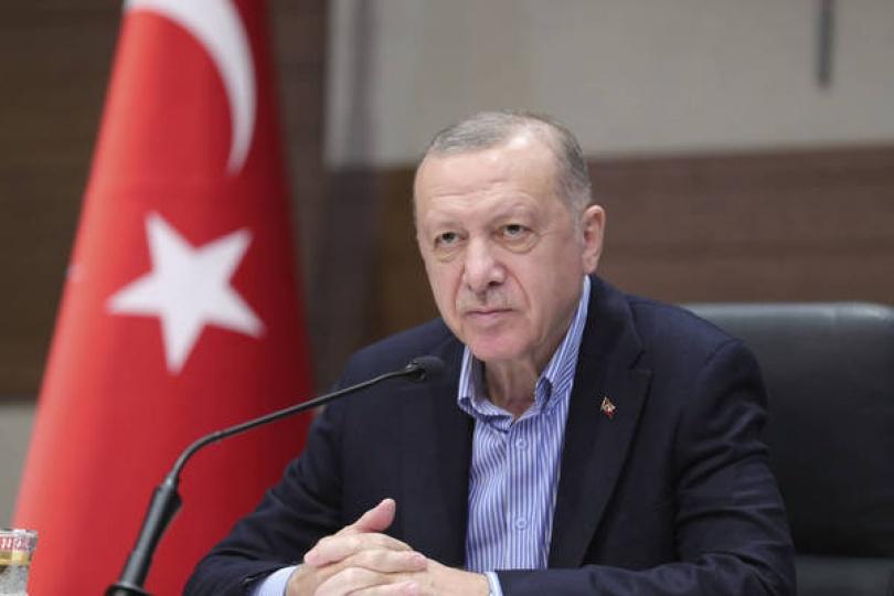 艾多根:土耳其、中國簽署新貨幣互換協議
