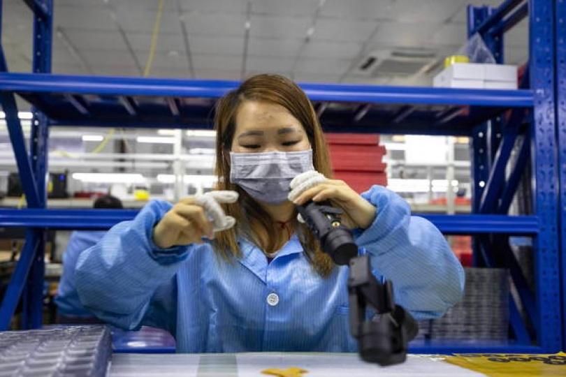 英學者:中國低通膨時代快結束了