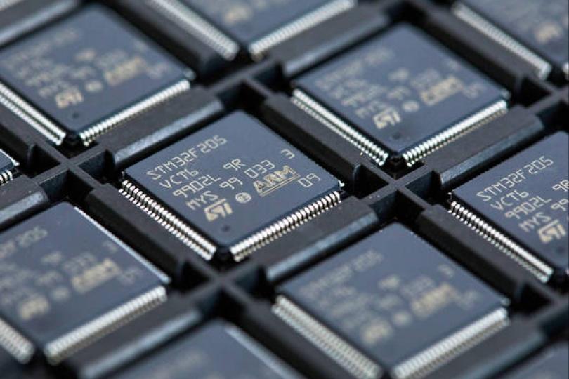 意法半導體CEO:晶片荒一路至2023年