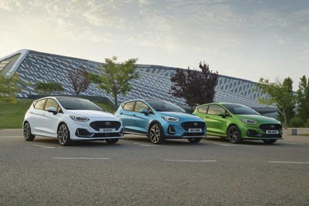 搶在大哥 Focus 前面發表!新 Ford Fiesta 登場亮相