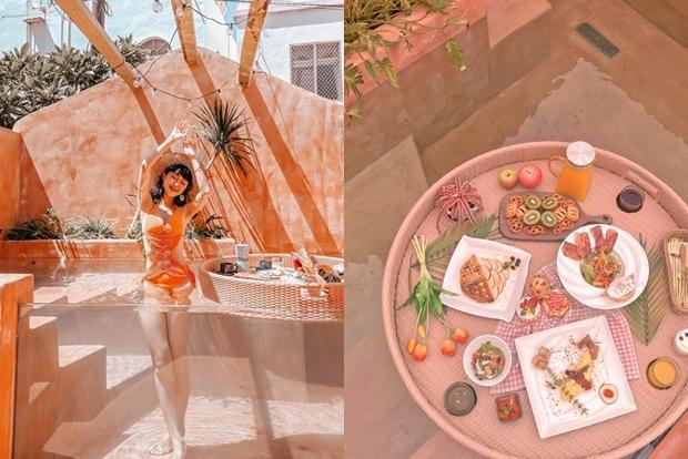 墾丁最神秘「摩洛哥包棟民宿」連地址也不公開!絕美透明池必拍漂浮早餐