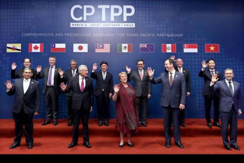 爭取CPTPP!日澳墨對中國「面露難色」
