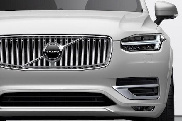 全新 Volvo logo 曝光!品牌旗艦休旅可望搶頭香