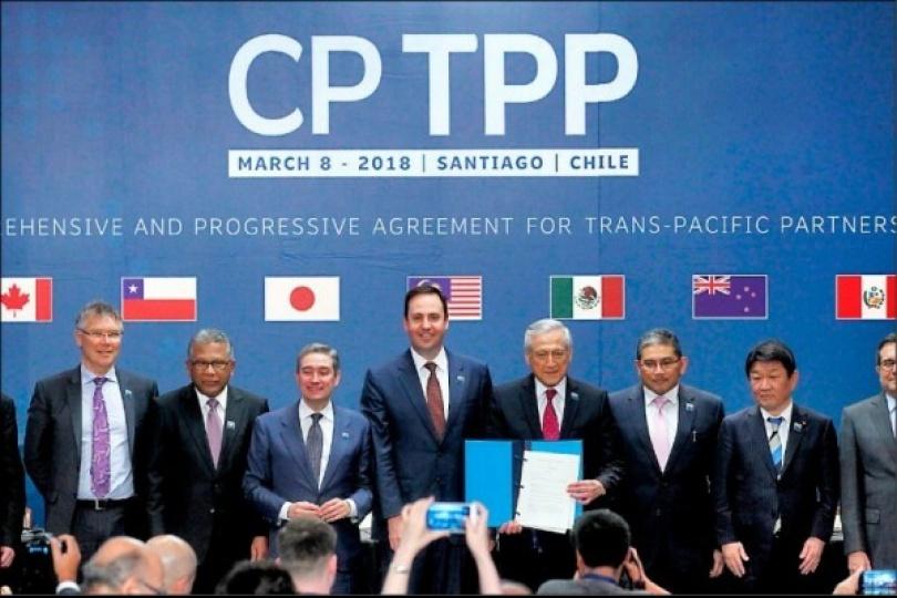 中國申入CPTPP恐失敗 巧外交意在反制美