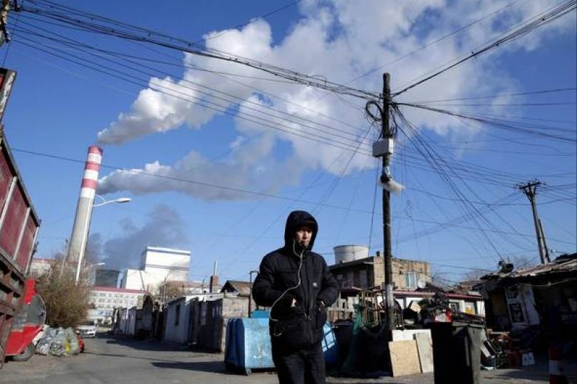中國電荒黑漆漆 煤炭價格飛漲扮推手