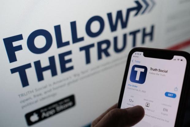 規則自己訂、不怕被封鎖!川普自創社群平台 Truth Social