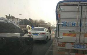 中國疫情狂燒物價飆 河北邊境封鎖管制實況曝光