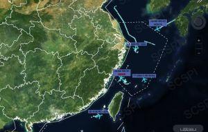 沒在怕!美5軍機對中國抵近偵察
