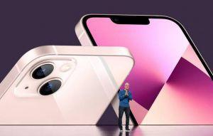 小粉紅傾巢而出 iPhone13預購3分鐘搶光