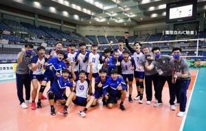 等了24年 台灣男排再度躋身亞洲4強