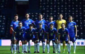 台灣男足世界排名158 近4年來新低