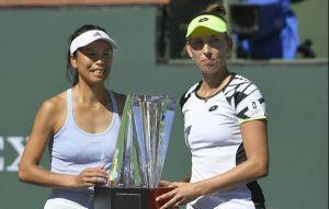 WTA年終賽 謝淑薇第4度獲雙打8強門票