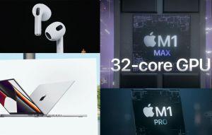蘋果秋季發表會再登場 「劉海」MacBook亮相
