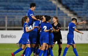 台女足2連勝 睽違14年重返亞洲盃會內賽
