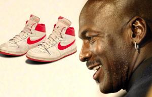 喬丹新秀時期Nike鞋 逾4000萬成交