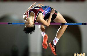 田徑》李晴晴跳出1公尺90締造新全國紀錄