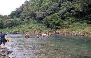 虎豹潭落水 最後1名失蹤女童遺體尋獲