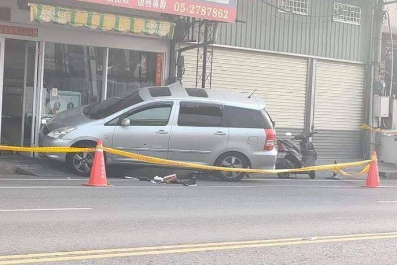 拒盤查開車撞警 通緝犯中警3槍送醫