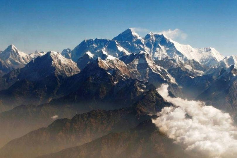 破自己紀錄!51歲神人25度攻頂聖母峰