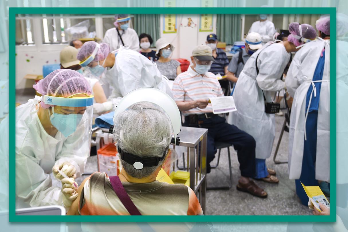75歲以上長者打疫苗 各縣市措施看這邊