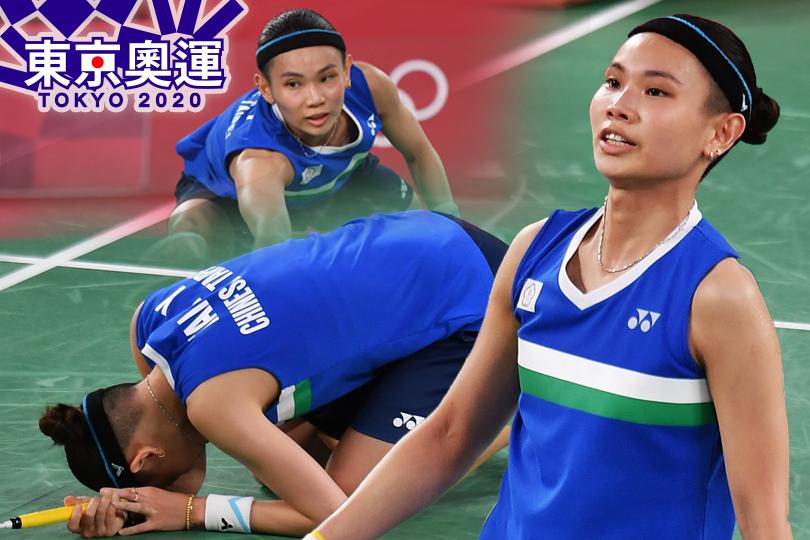 很棒了!戴資穎奪台灣羽球女單首面銀牌