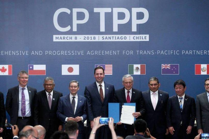 中向紐西蘭申請入CPTPP 日媒曝原因