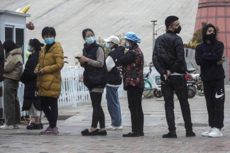 中國內蒙古爆疫情封鎖 近萬遊客受困
