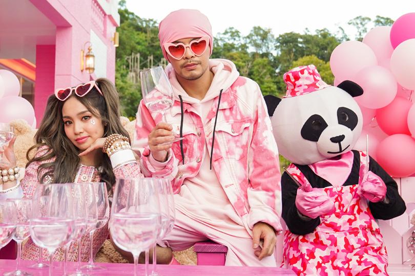 《玻璃心》熊貓人本尊 揭黃明志唯一要求
