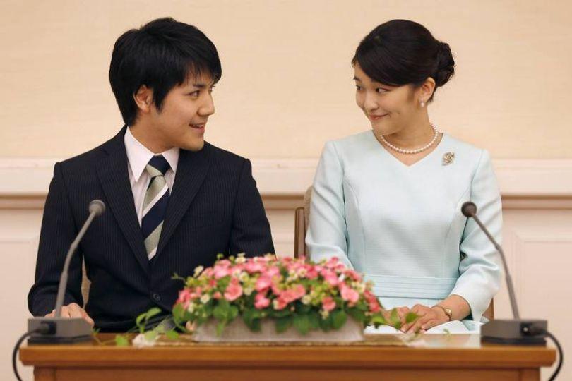 丈夫被罵渣男!日本真子公主患PTSD