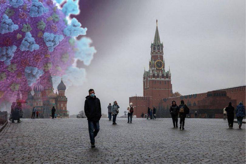 俄羅斯單日4萬染疫創新高!莫斯科封城