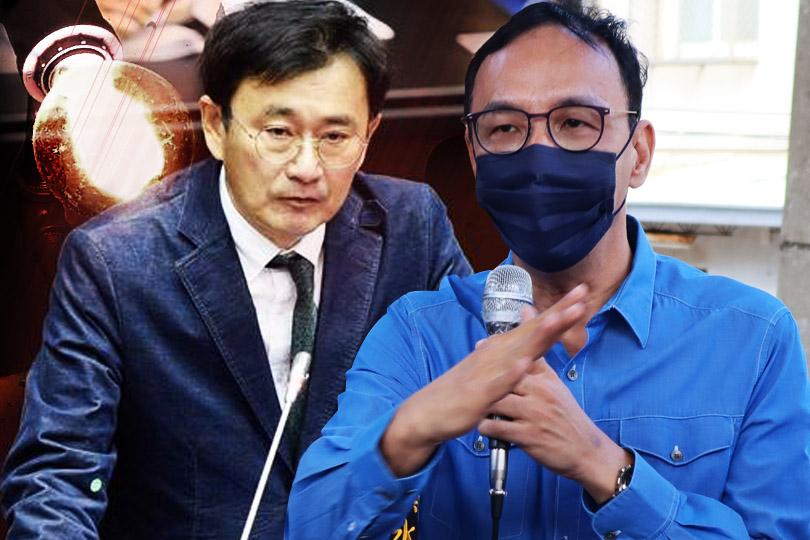 黃國書曾當線民 朱:是情治單位非KMT