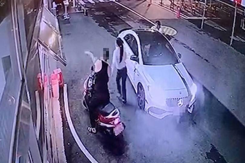 黑衣男接陳修將急電 疑幫搬遺體後失聯