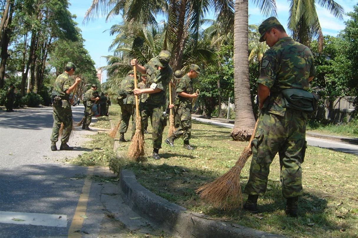 美媒:台軍隊戰備不足 建議與美共同訓練