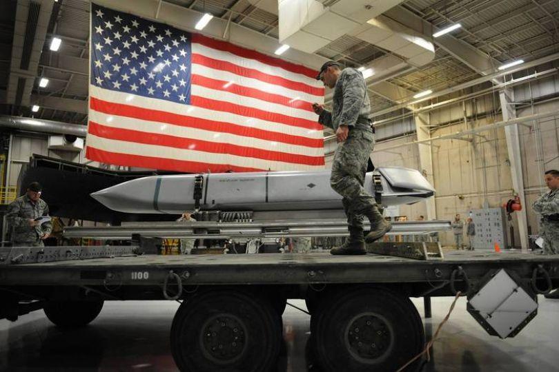 美售台遠距飛彈?傳軍方留300億經費爭取