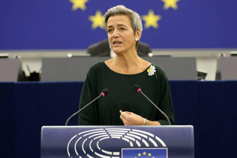 歐盟:強化與台灣關係 解決中國威脅