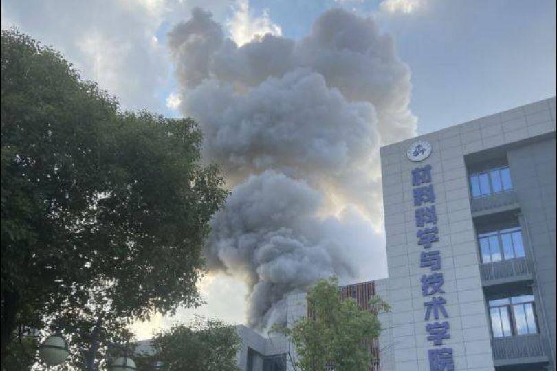中國南京航空航天大學傳爆炸 已2死9傷