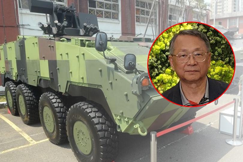 用中國低劣零件搞爛雲豹甲車 他判6年半