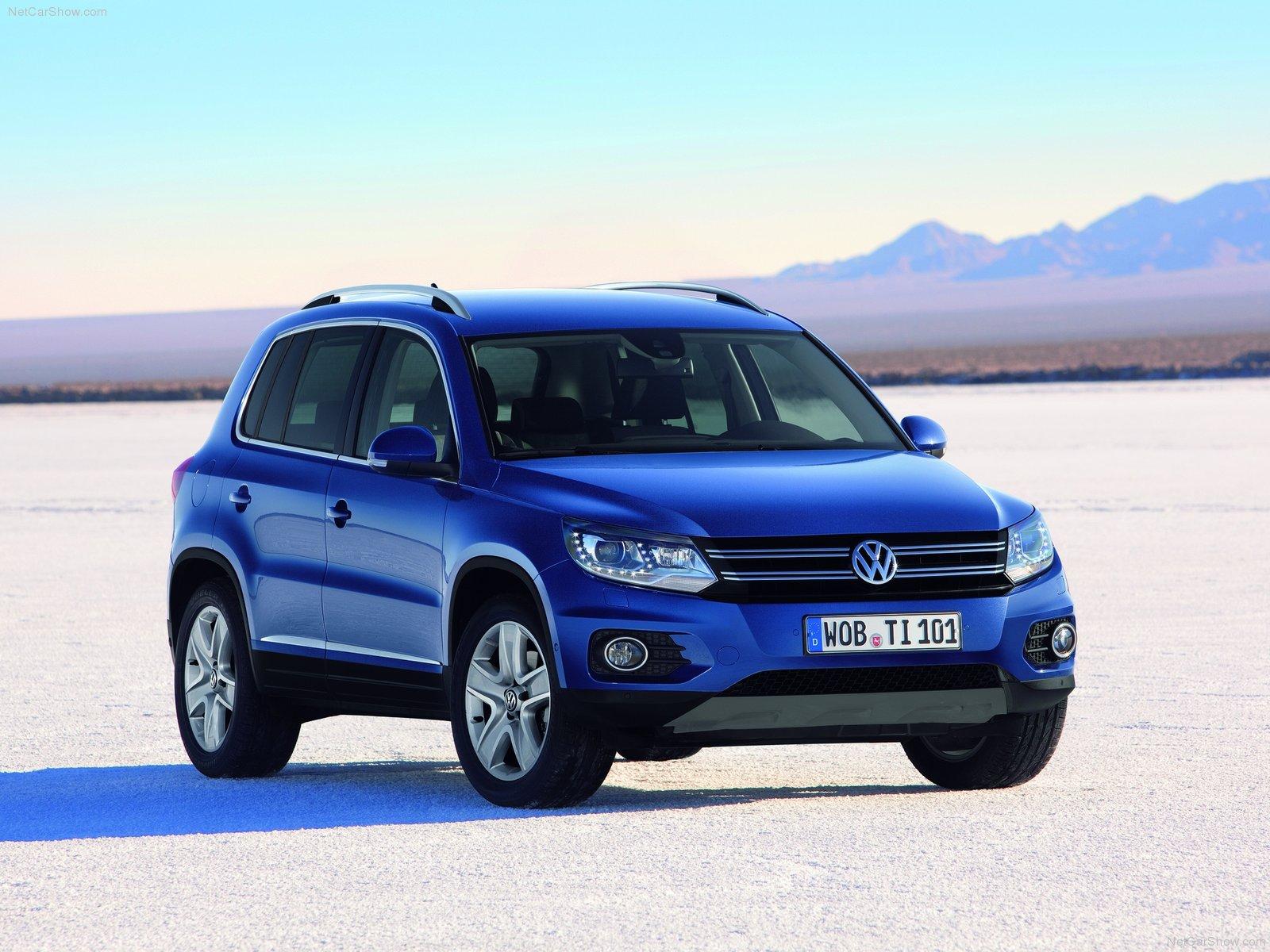 Volkswagen Tiguan  2.0 TSI Trend & Fun