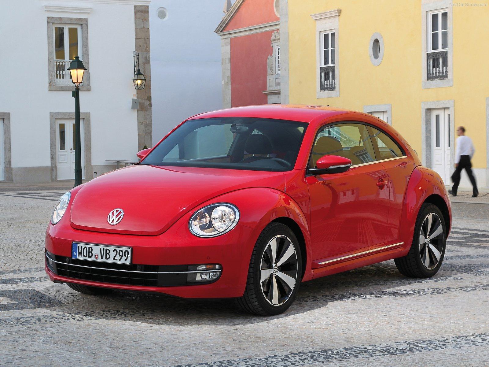 Volkswagen Beetle  1.4 TSI Sport