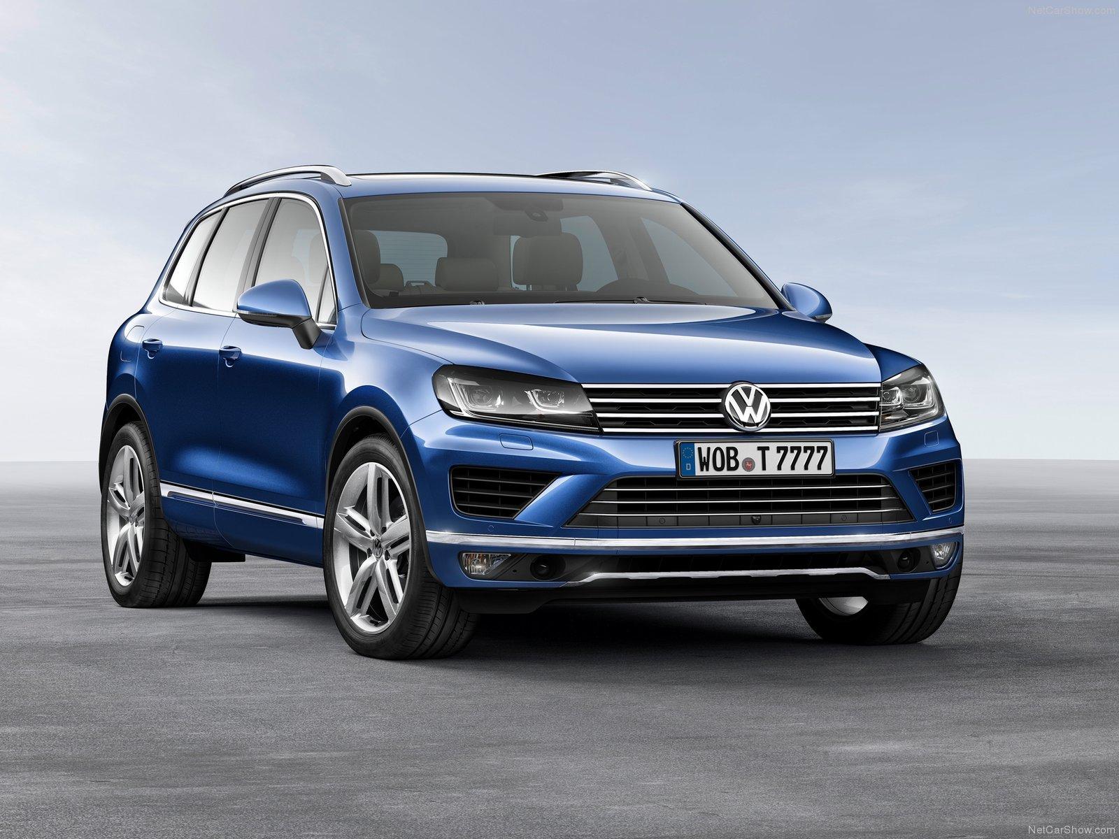 Volkswagen Touareg  3.0 TDI BlueMotion