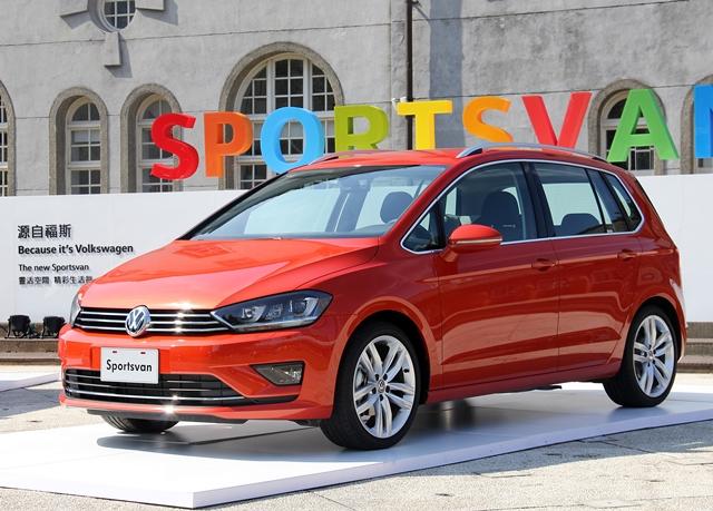 Volkswagen Golf Sportsvan 180 TSI Comfortline