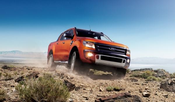 Ford Ranger   Wildtrak旗艦型
