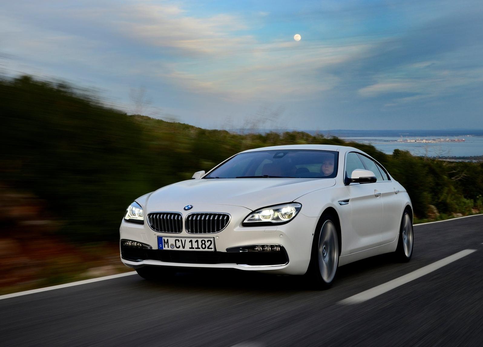 BMW 6 Series Gran Coupe  640d
