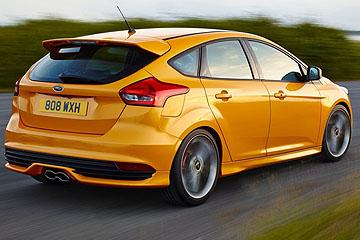 柴油更帶勁 新 Focus ST 將提供柴油動力