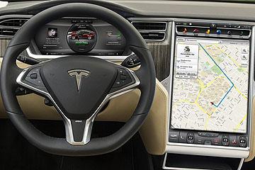 金盾受害者 Tesla 在中國失去導航功能