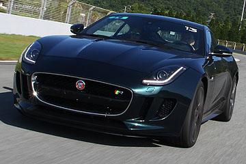 Jaguar F-Type R Coupé 試駕