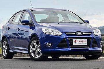 70 萬以內國產房車新選擇》福特 Focus 1.6