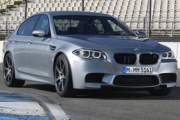 競技套件絕配 BMW M5 Competition Package